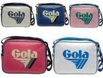Gola Classic 'Redford' Messenger Record Bag Ideal for School/ College