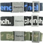 Bench Canvas Branded Belt 'Mesper'