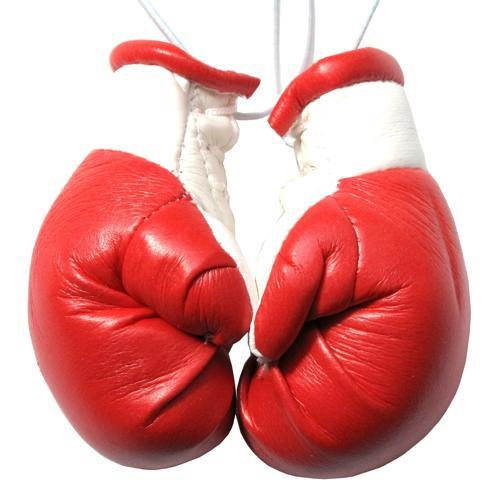 Открытки с боксерскими перчатками