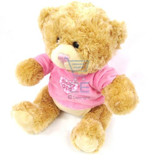 Thumbnail 2Baby Girl Teddy Bear