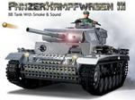View Item 1/16 PanzerKampfwagen With Smoke And Sound