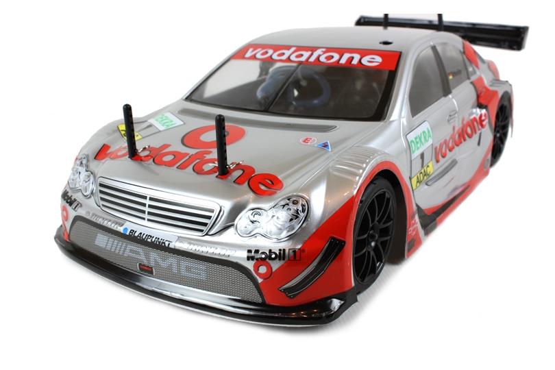 1 10 Nitro Car Mercedes Dtm 2 Speed Super Fast Rc Model
