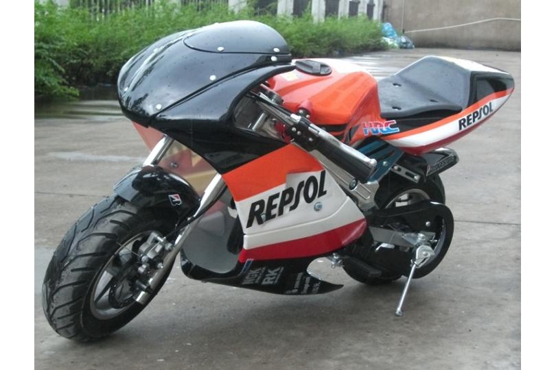 new 50cc mini moto repsol honda design replica motorbike. Black Bedroom Furniture Sets. Home Design Ideas