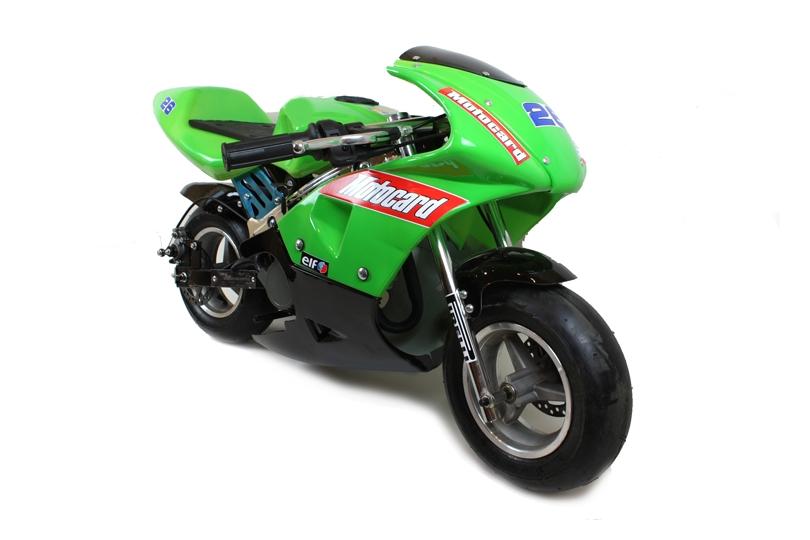 new limited edition motocard racing mini moto 50cc. Black Bedroom Furniture Sets. Home Design Ideas