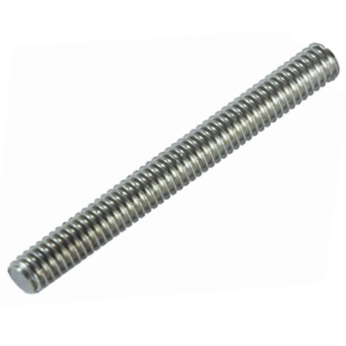 M12 THREADED BAR ROD STUDDING - PACK OF 1 - 500mm LENGTH - MILD STEEL 12MM Enlarged Preview