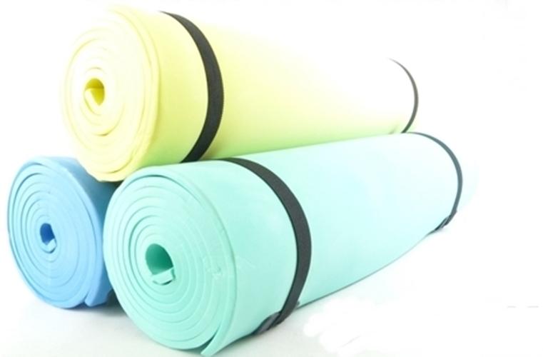 matte schaumstoff training yoga camping zelt festival. Black Bedroom Furniture Sets. Home Design Ideas