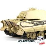 1/16 Heng Long/Waltersons Porsche Turret Prototype King Tiger Tank