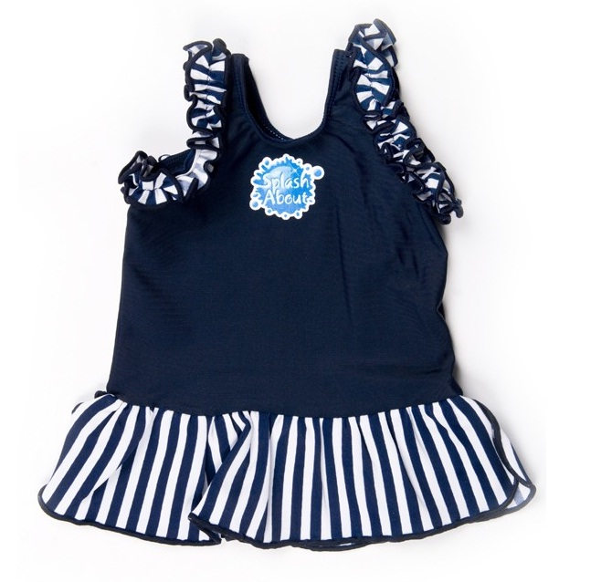 SPLASH ABOUT BABY SWIMSUIT COSTUME FROU FROU - FOR HAPPY NAPPY Enlarged Preview