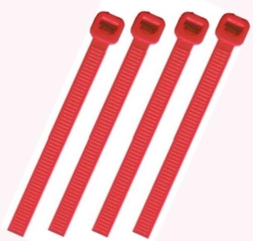 serre cable plastique rouge tout taille haut qualite. Black Bedroom Furniture Sets. Home Design Ideas