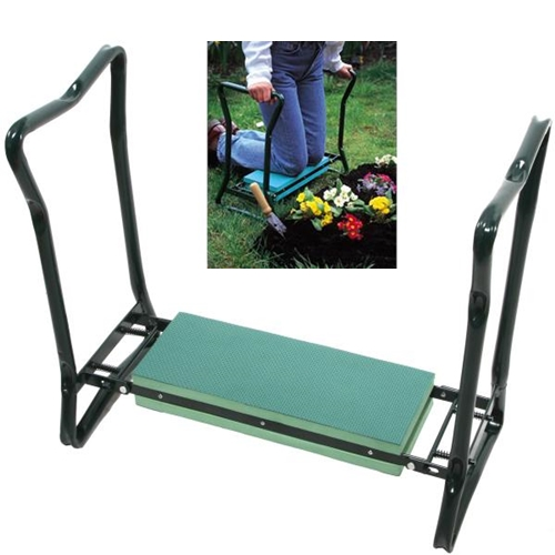 NEW PORTABLE GARDEN KNEELER SEAT CUSHION FOLDING PADDED GARDENING  sc 1 st  daphman.com & Garden Knee Pads Kneeling Boards Seats EBay Folding Sturdy Garden ... islam-shia.org