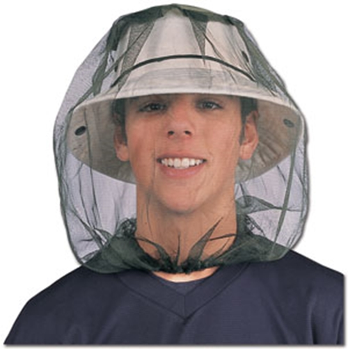 MIDGE MOSQUITO MOSI INSECT BUG MESH HEAD NET FACE PROTECTOR TRAVEL CAMPING Enlarged Preview