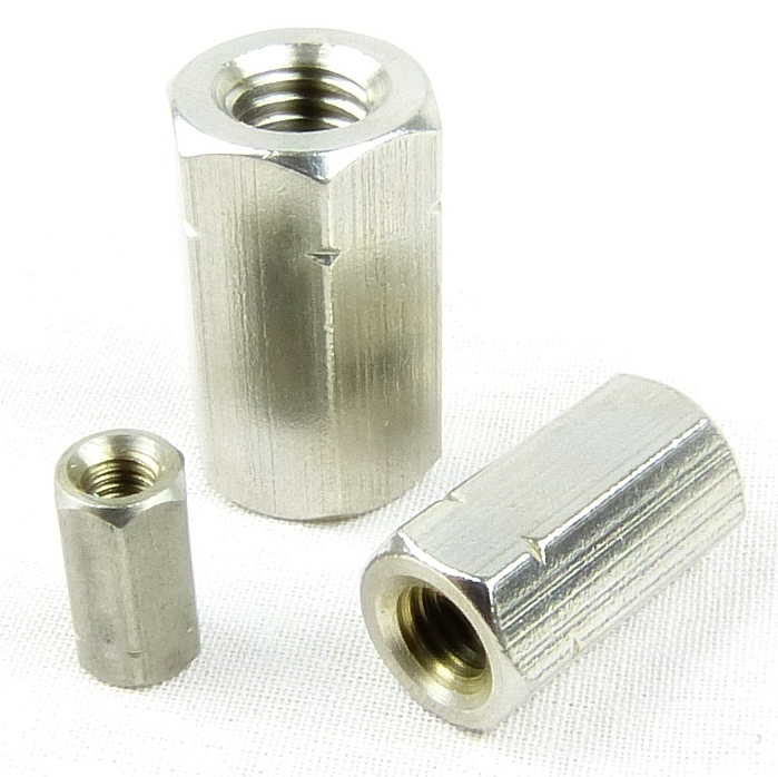 Pack m a stainless threaded bar hex rod stud