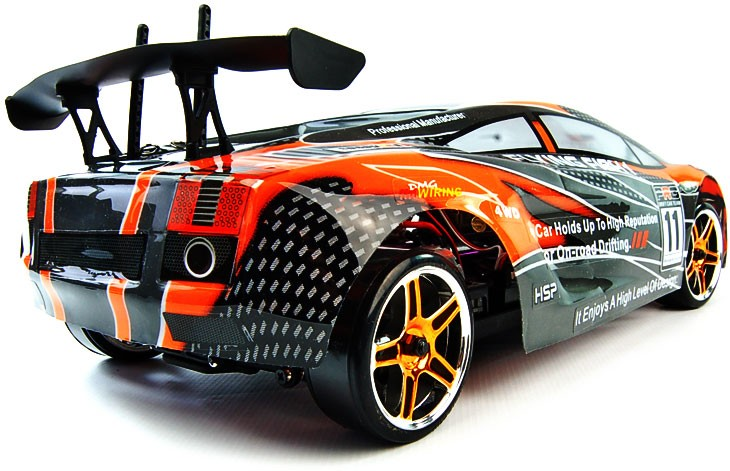 New Hsp Lamborghini Flying Fish Drift Car Electric Radio