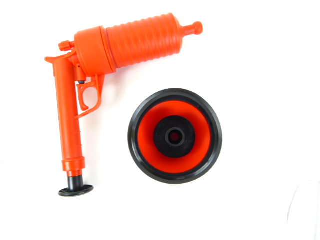 new air pump drain blaster plunger toilet sink shower. Black Bedroom Furniture Sets. Home Design Ideas
