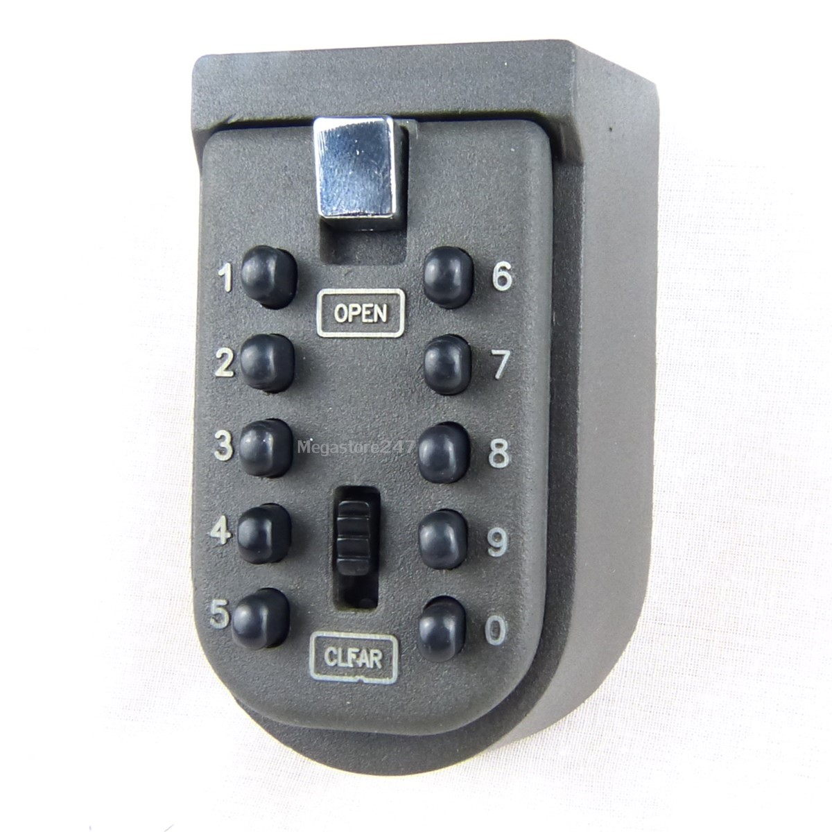 Indoor Amp Outdoor Key Safe Storage Push Button Combination
