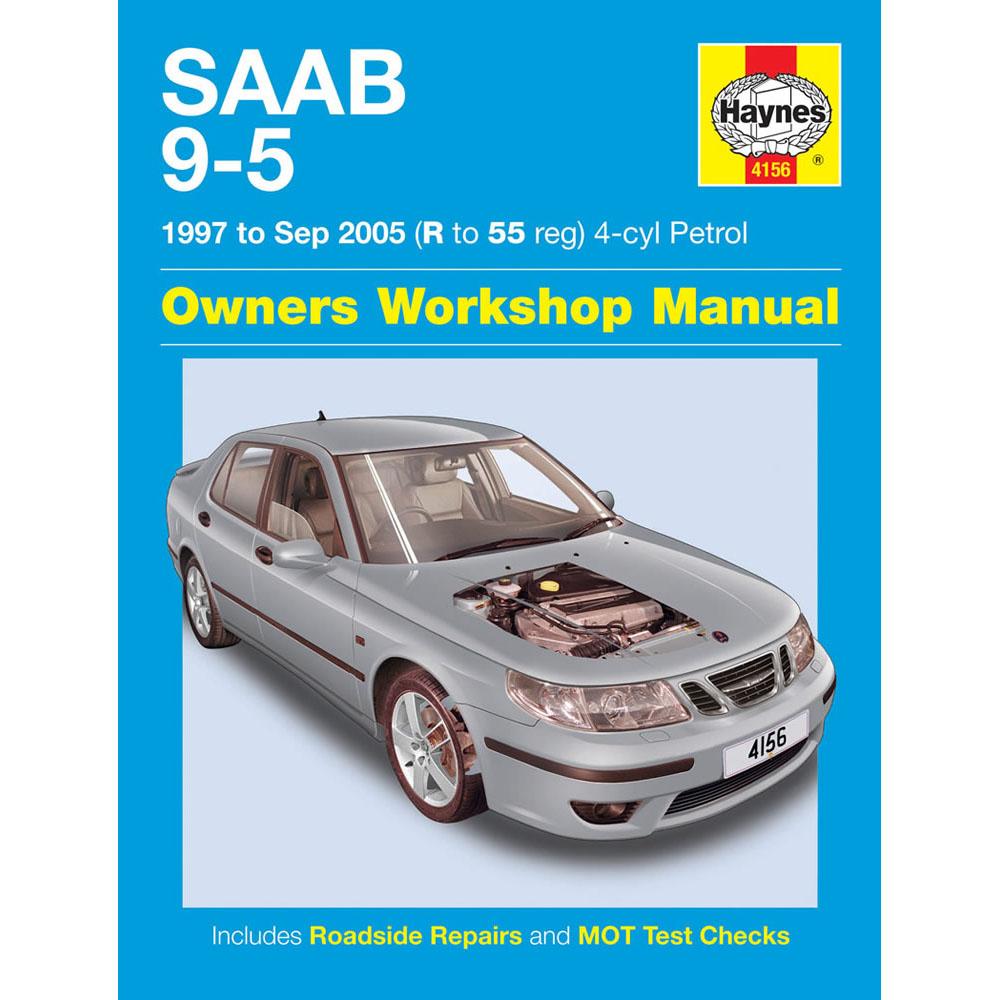 Haynes Manual Saab     Car Workshop Repair Book