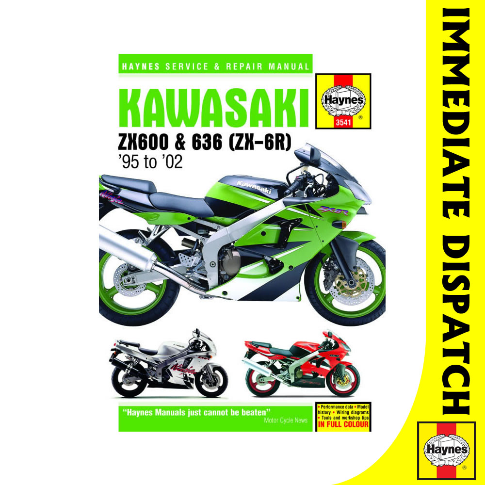 2005 Kawasaki Zx6r Service Manual Today Guide Trends Sample 2004 Ninja 636 Engine Diagram 3541 Fours 1995 Haynes Workshop Owners