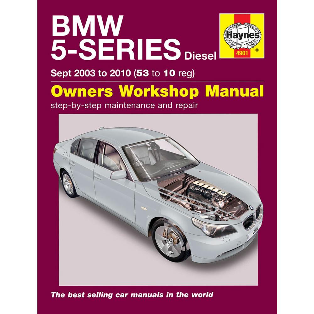 bmw 5 series 2 0 2 5 3 0 turbo diesel 03 10 53 10 reg. Black Bedroom Furniture Sets. Home Design Ideas