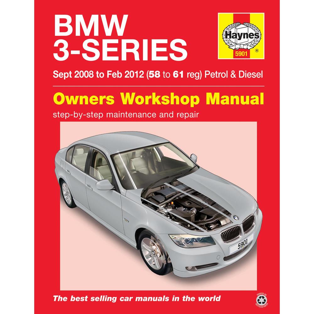 bmw 3 series 2 0 petrol 2 0 3 0 diesel 2008 to 2012 haynes. Black Bedroom Furniture Sets. Home Design Ideas