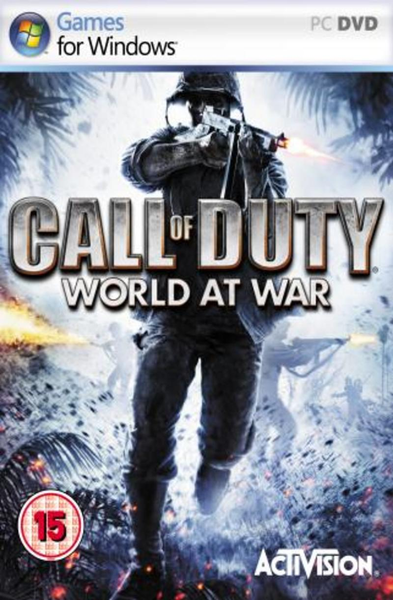 Call of duty world at war pc preview