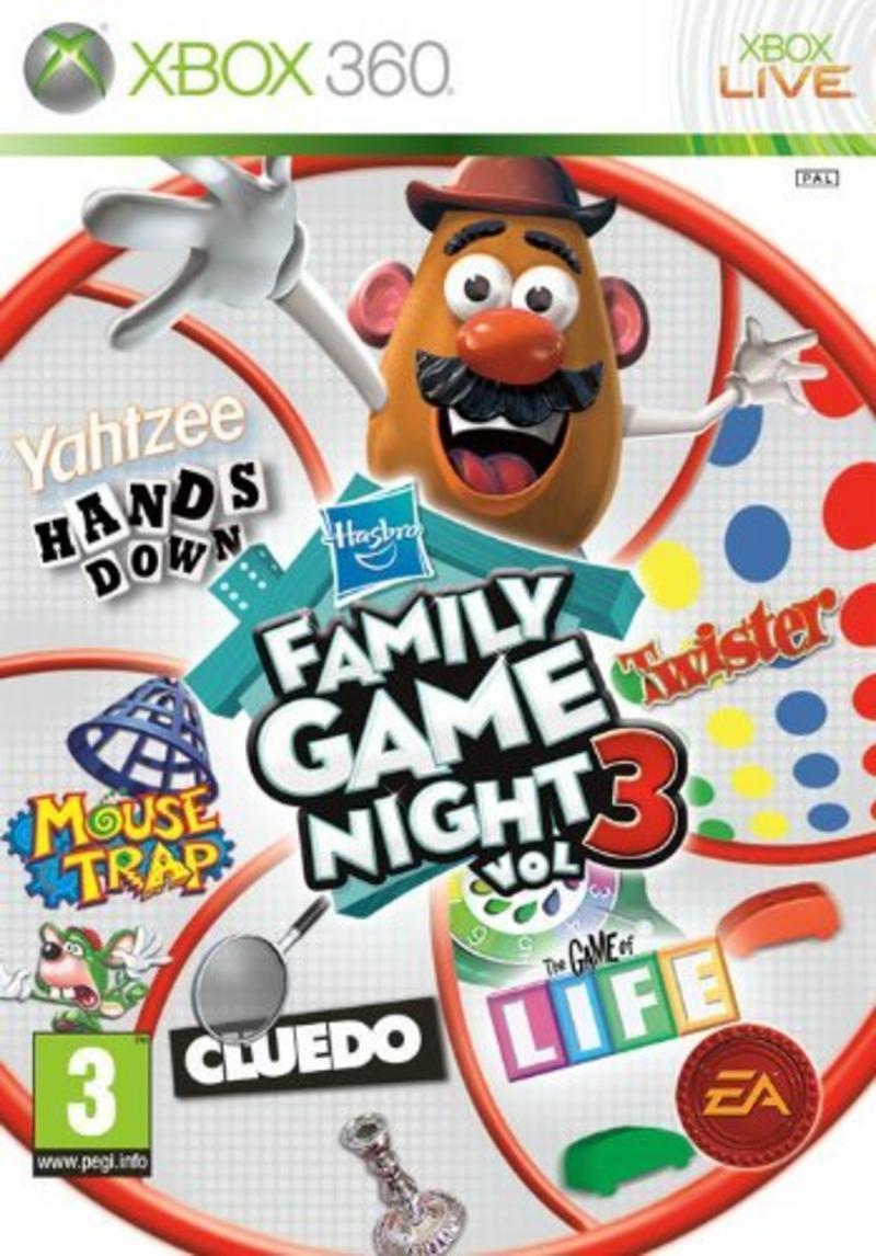 Hasbro Family Game Night 3 (Xbox 360) Preview