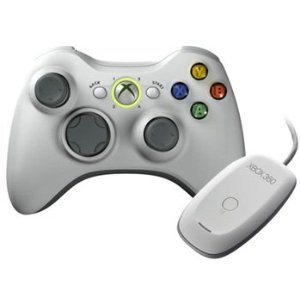Xbox 360 Wireless Controller for Windows White Enlarged Preview