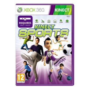 Kinect Sports - Kinect Compatible (Xbox 360) NEW AND SEALED pal uk  Enlarged Preview