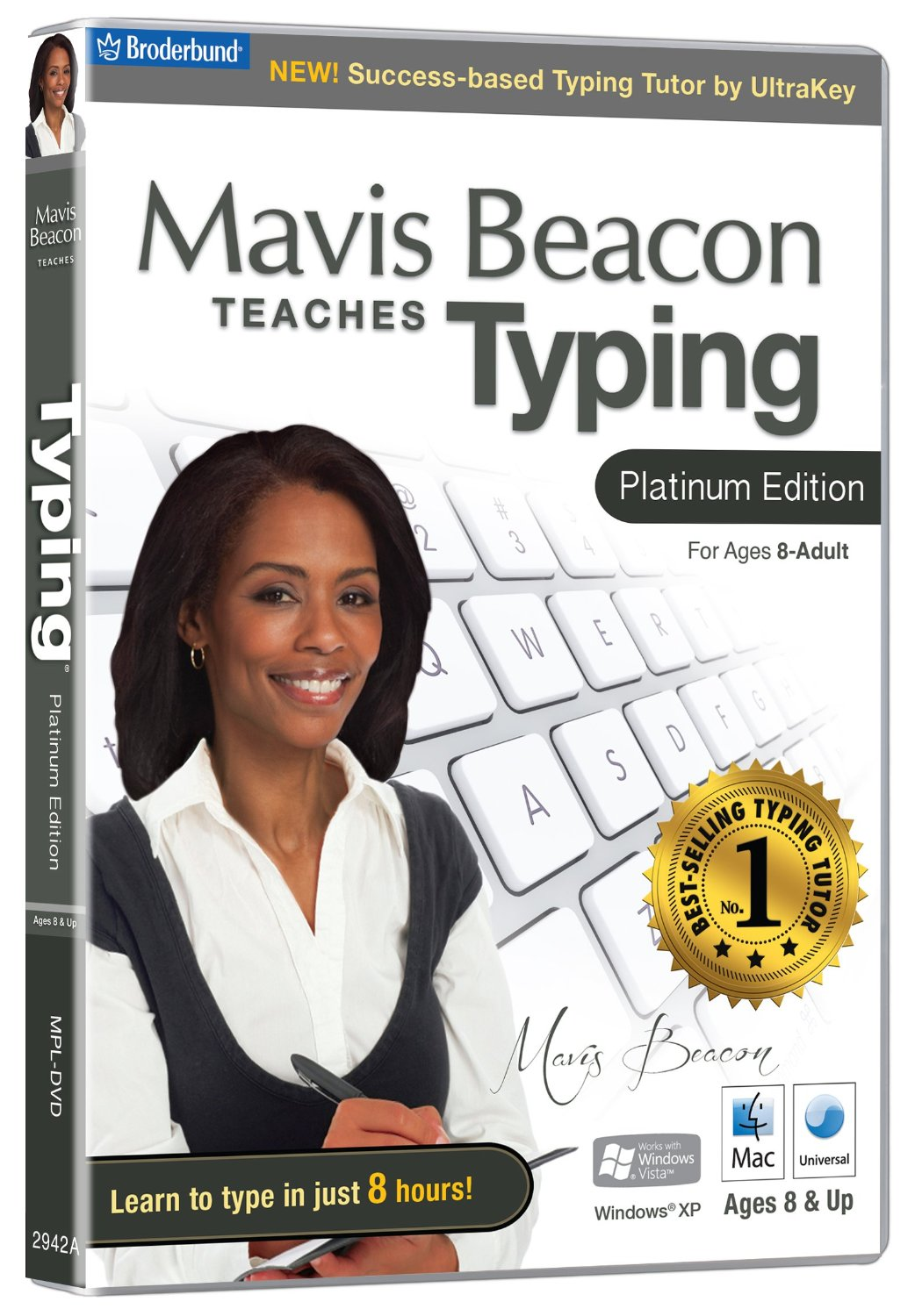 Mavis Beacon Teaches Typing Powered By Ultrakey - Personal ...