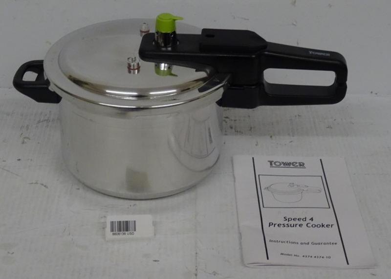 kitchen living pressure cooker instructions