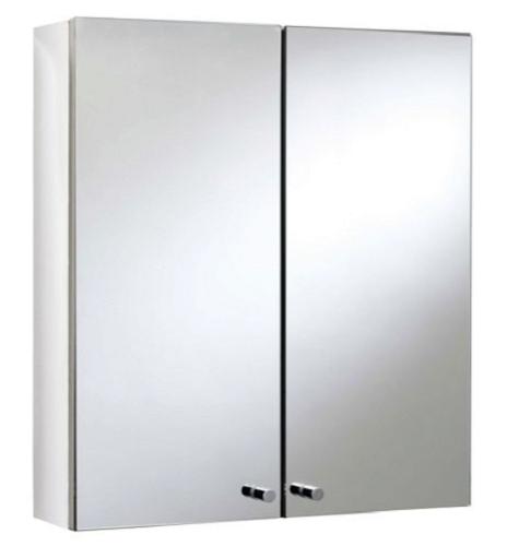 michigan double door bathroom cabinet stainless steel rrp lot