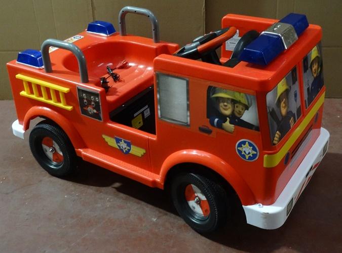 Fireman Sam 12V Jupiter Battery - 162.9KB