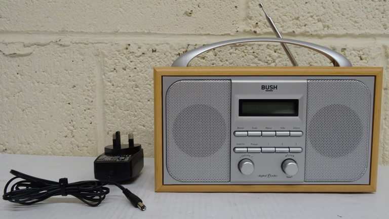 bush dab radio instructions