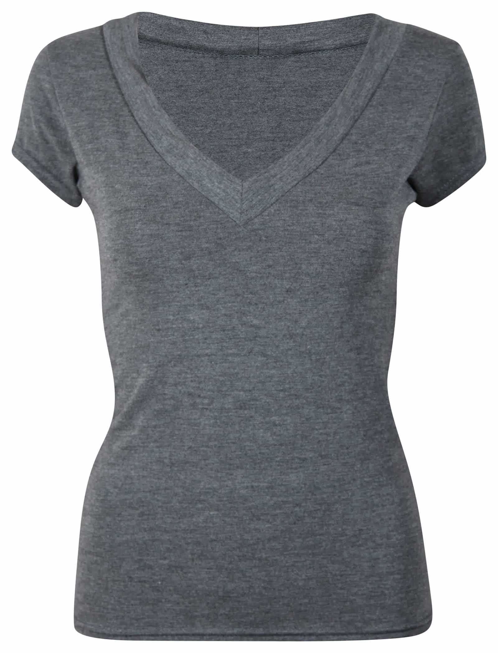 Buy ladies plain t shirts on yoins, a lot of plain t shirts online for your choice, get some cute plain t shirts for yourself, these stylish plain t shirts are all affordable.