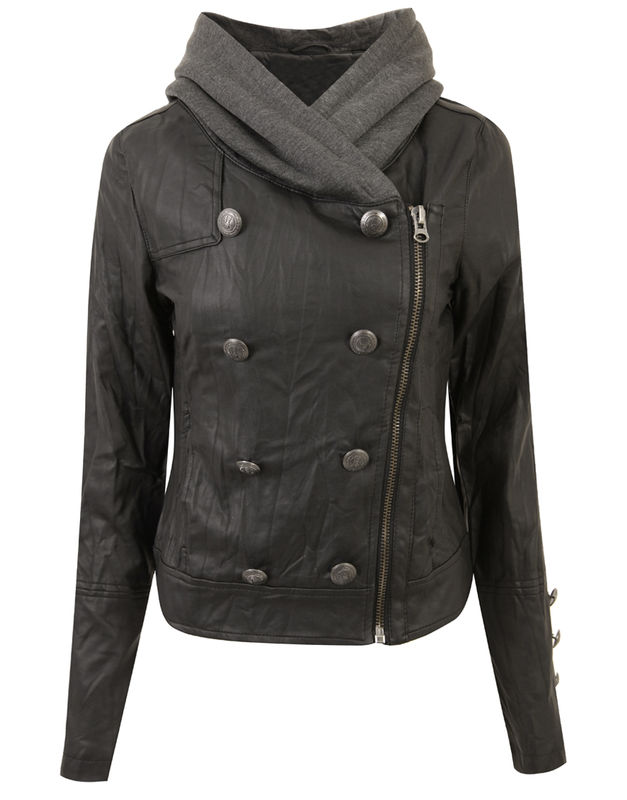 Enjoy free shipping and easy returns every day at Kohl's. Find great deals on Womens Black Hooded Coats & Jackets at Kohl's today!