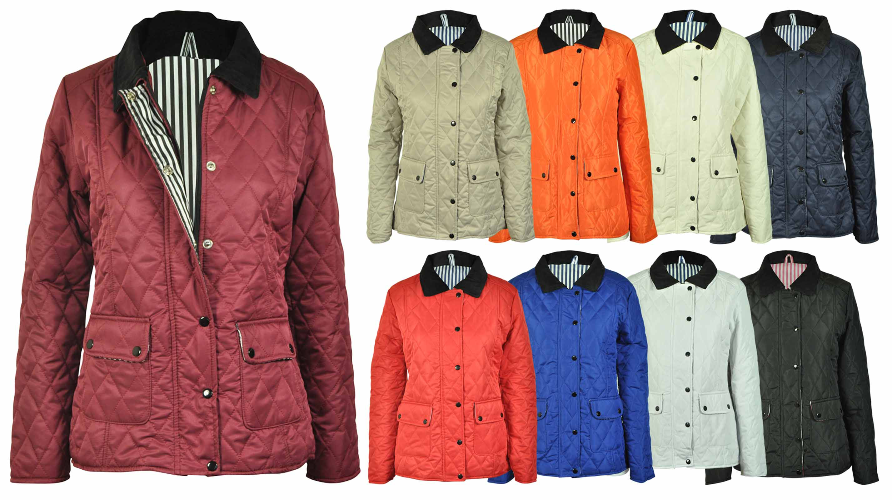 quilted ladies jacket sale > OFF50% Discounted : quilted ladies coat - Adamdwight.com