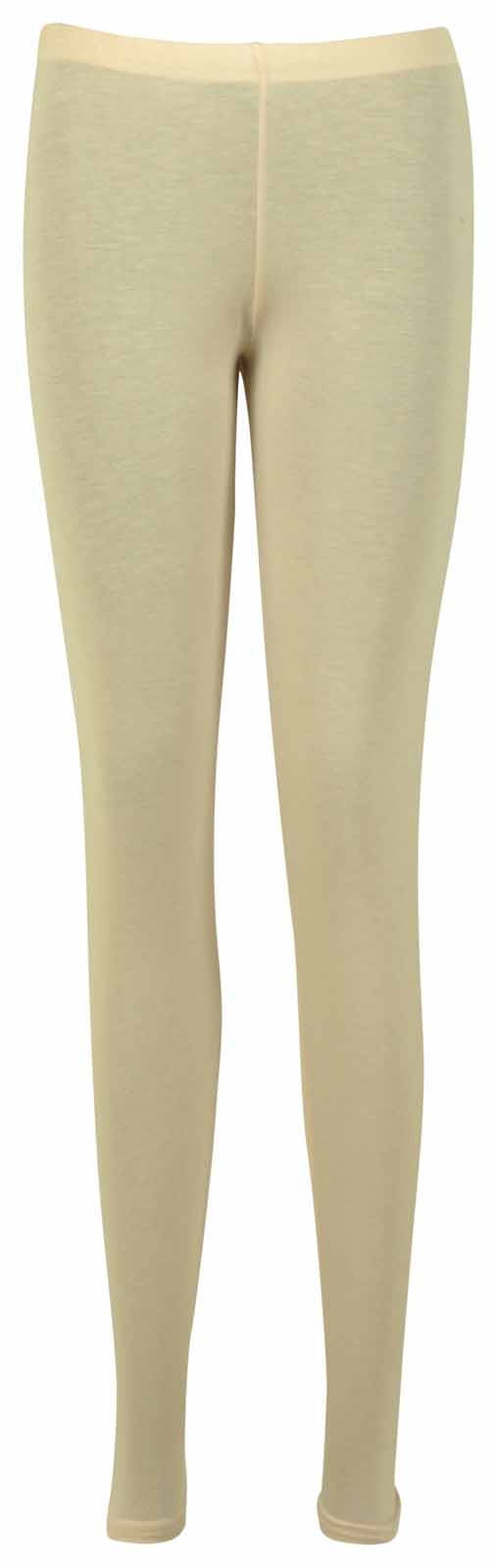 WOMENS-NEW-PLUS-SIZE-STRETCH-TROUSERS-LADIES-PLAIN-ELASTICATED-LONG-LEGGINGS