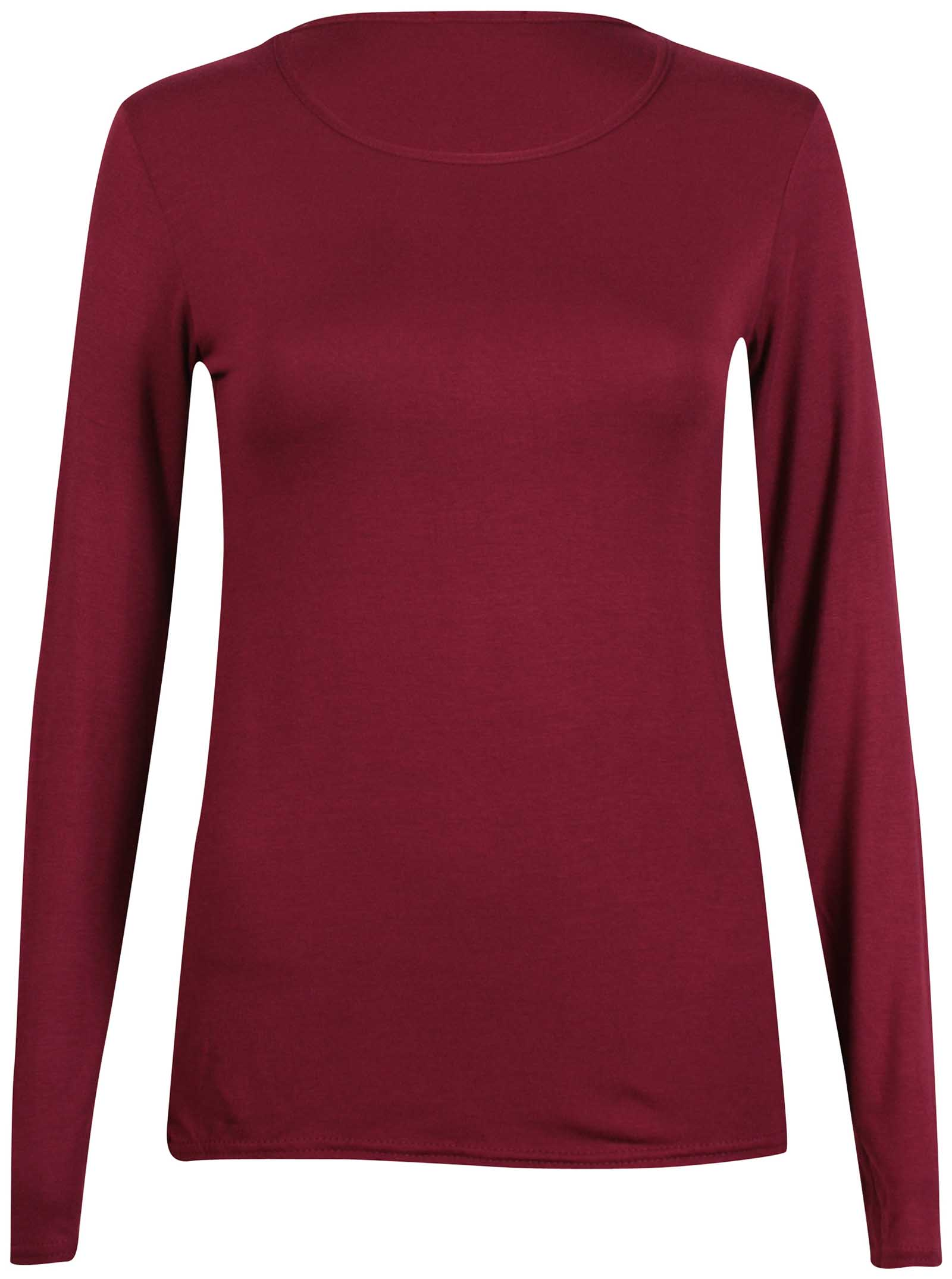 Find womens plain long sleeve shirt at ShopStyle. Shop the latest collection of womens plain long sleeve shirt from the most popular stores - all in.