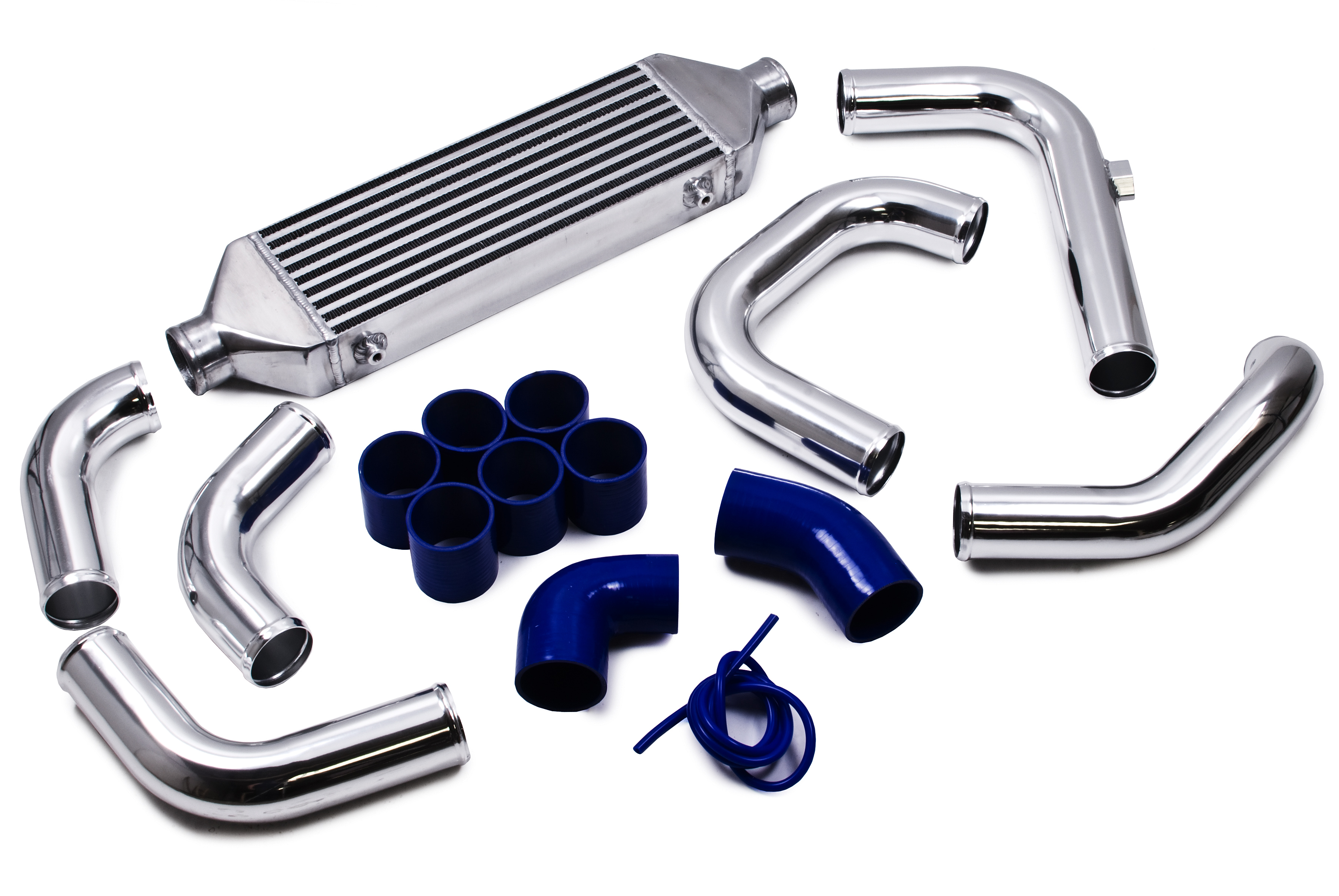 vw golf mk4 1 9tdi front mount turbo intercooler kit ebay. Black Bedroom Furniture Sets. Home Design Ideas