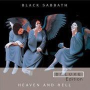 Black Sabbath - Heaven And Hell Deluxe NEW 2 x CD Enlarged Preview