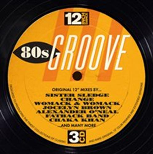12 Inch Dance - 80s Groove - 12 Inch Dance: 80s Groove NEW CD Enlarged Preview