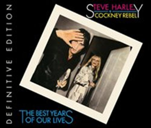 Steve Harley & Cockney Rebel - The Best Years Of Our Lives (d NEW DVD + CD Enlarged Preview