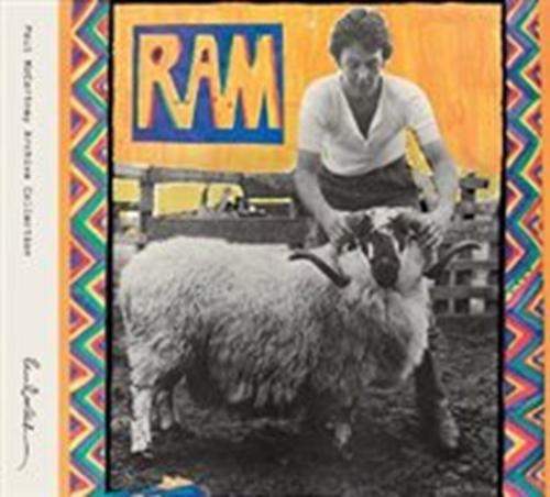 Paul Mccartney Linda Mccartney - Ram NEW CD Enlarged Preview