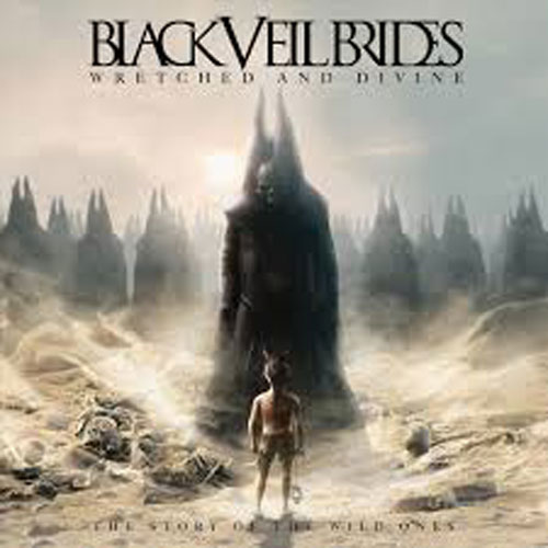 Black Veil Brides - Wretched And Divine: The Story Of The Wild Ones NEW CD Enlarged Preview