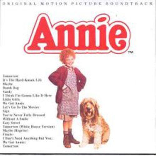 Original Motion Picture Soundtrack Annie New Cd