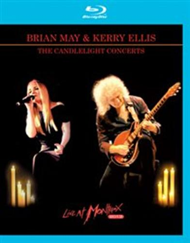 Brian May & Kerry Ellis - The Candlelight Concerts - Live NEW Blu-Ray Enlarged Preview