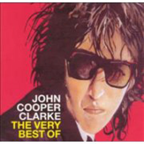 Clarke, John Cooper - The Very Best Of NEW CD Enlarged Preview
