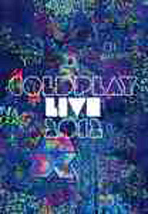 Coldplay - Live 2012 NEW DVD with bonus CD Enlarged Preview