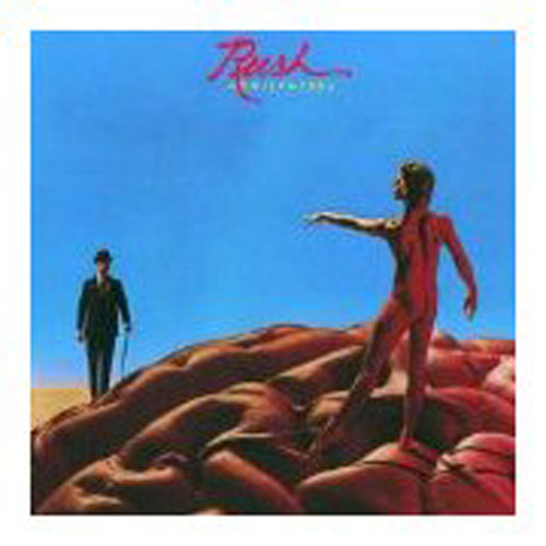 Rush - Hemispheres NEW CD Enlarged Preview