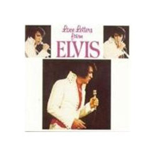 Presley Elvis Love Letters From Elvis New CD