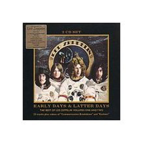 Led Zeppelin The Vbo Led Zeppelin Early Days And